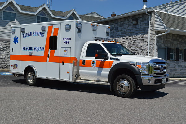 Station 49 - Clear Spring Rescue Squad