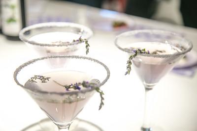 Lavender Martini Social