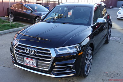 2018 S Q5 - Brilliant Black
