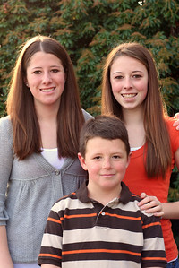 Emily, Sarah & Jack