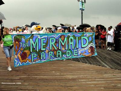 Coney Island: Mermaid Parade