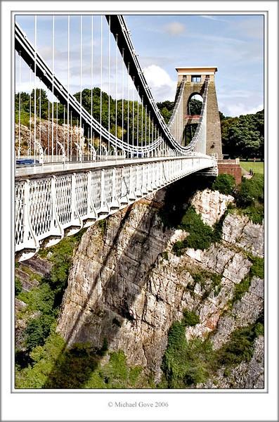 View over the Avon gorge beside Bunels Clifton Suspension bridge (60901356).jpg