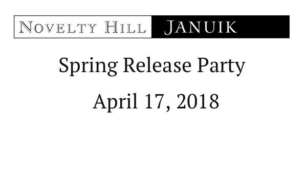 Spring Release Party