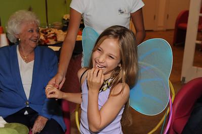 2008-09-28 - Alyson Brady's 8th Birthday Party