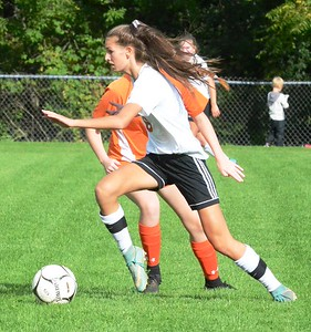 Girls Soccer: VVS at Oneida