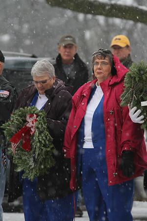 Wreaths Across America 12-15-12
