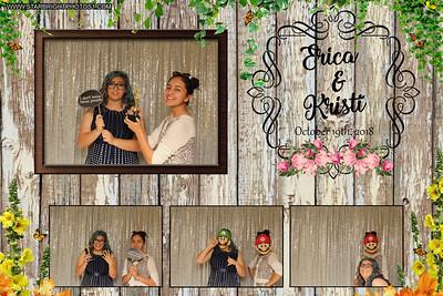 Erica & Kristi