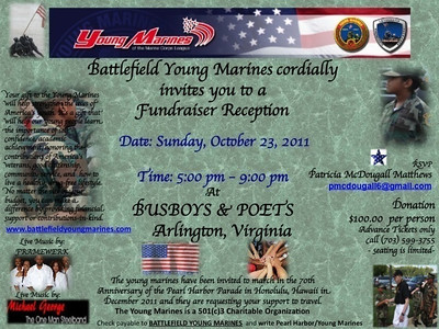 Support our Young Marines