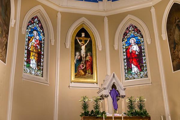 St. Joseph 2021 Easter Celebration