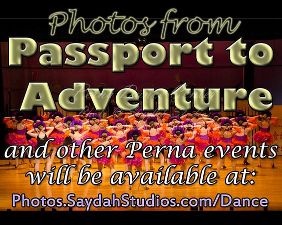 PDC Passport to Adventure Show 1