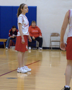Sacred Hearts Basketball - 1/3/2009