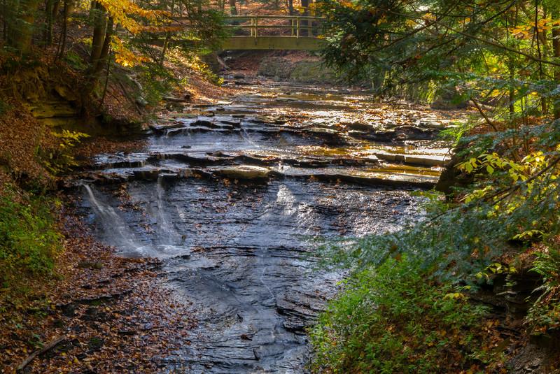 Bridal Veil Falls at TInker Creek
