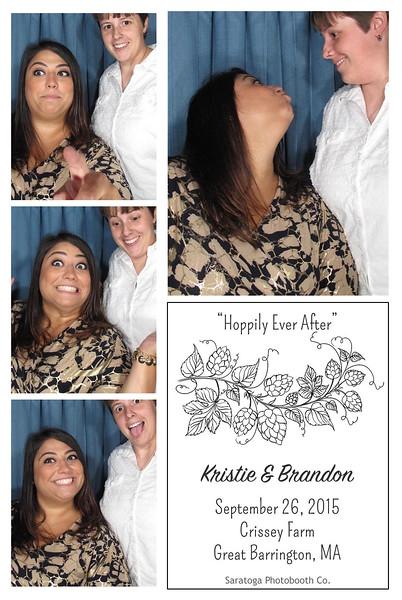 Kristie & Brandon