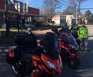 2017 Day Rides