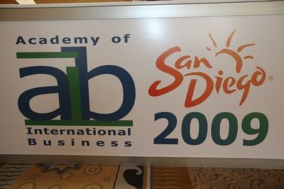 AIB 2009 San Diego