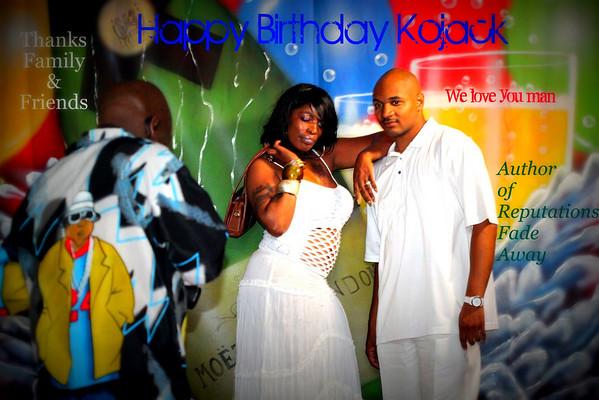 Happy Birthday Dwayne Kojack Williams