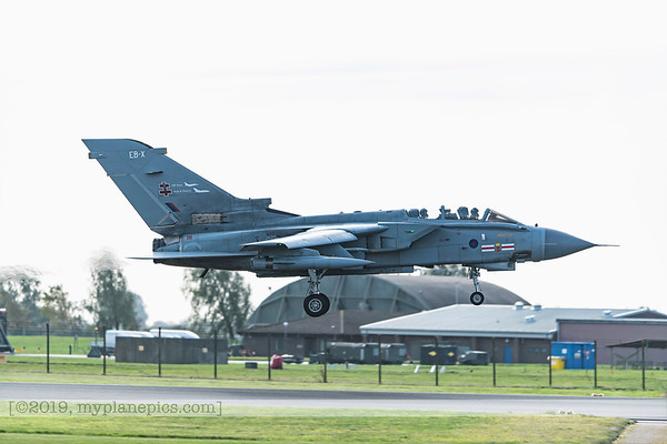 2017-Coningsby, UK-Typhoons,Tornados