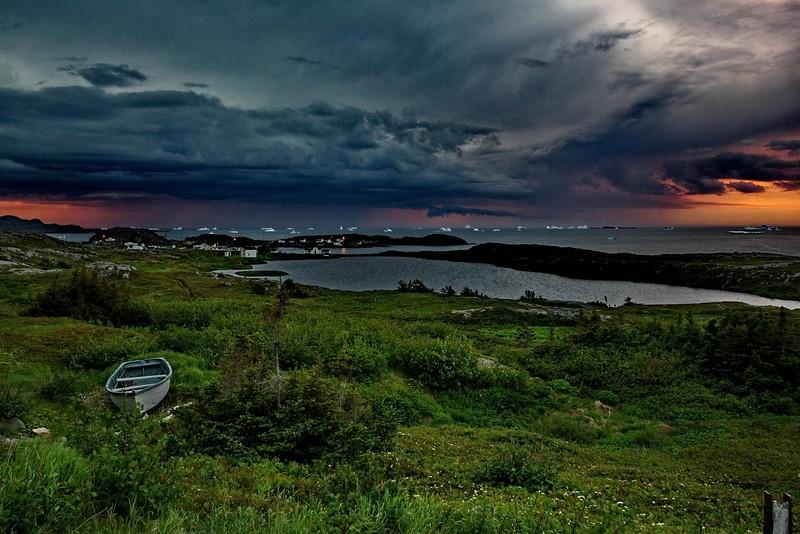 Fogo Island, Joe Batt's Arm, Newfoundland