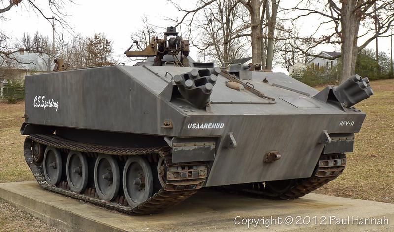 American Legion Park - Elizabethtown, KY - M114
