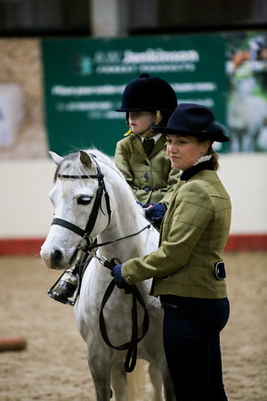 Greenlands Equestrian Centre WH Show