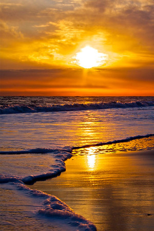 The Sunrise And Sunset