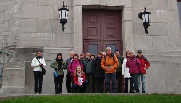 Visite de Montréal  (29 et 30 octobre 2011)