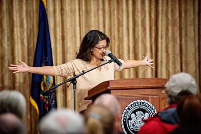 11/11/19 YAF Michelle Malkin at Lock Haven University