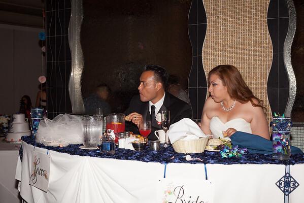 Yovany and Jazmin Party