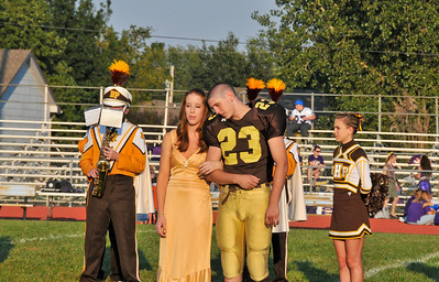 Football Homecoming Royalty