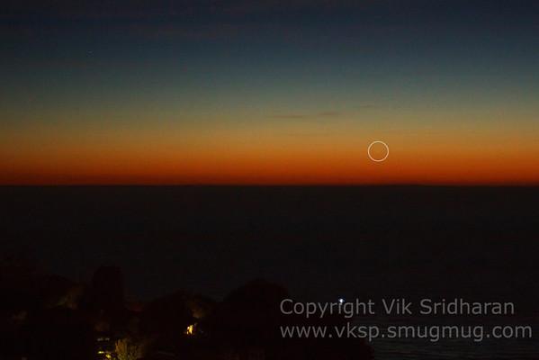 Comet Pan-STARRS - March, 2013