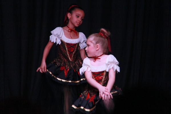 Braydon and Nylah Dance