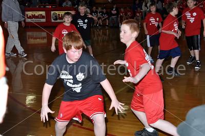La Moille-Ohio vs Paw Paw Boys Basketball, Jan. 8, 2010