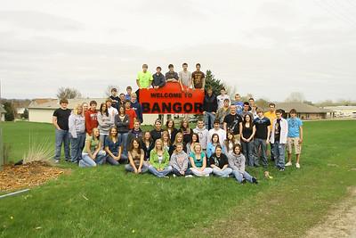 Bangor Graduation 2009