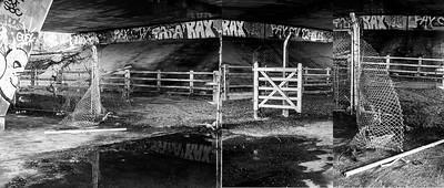 Bridge : Visions from the Under World - Photobook