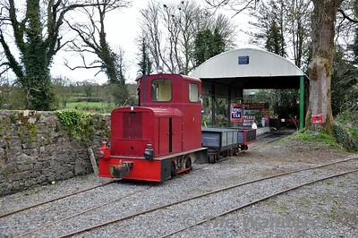 The Luggacurren Railway