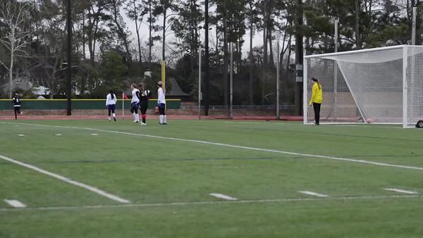 2014-01-24 Soccer Varsity Girls St. John's @ Kinkaid