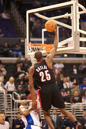 Blazers v. Clippers 2006.10.25