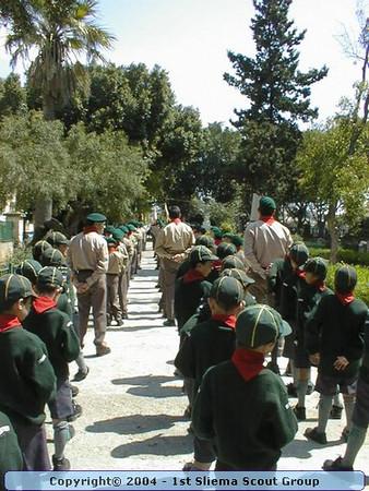 2001-05-08 Annual Parade 2001