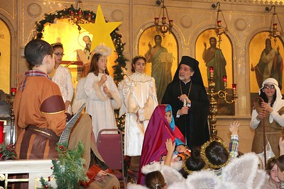 Toledo Liturgy & Christmas Pageant