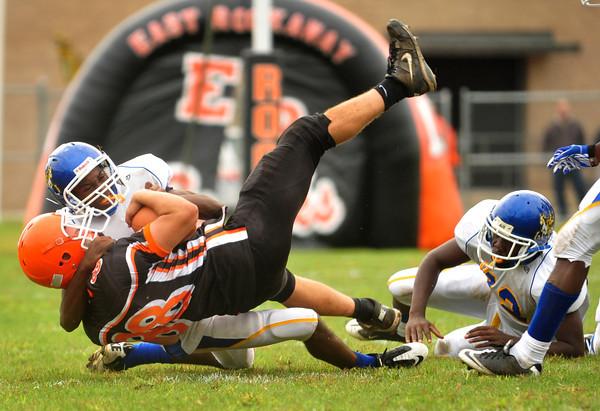 2011-09-11 E. Rockaway HS Football vs Roosevelt HS