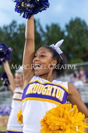 Broughton Varsity football at Southeast Raleigh. October 4, 2019. MRC_1262