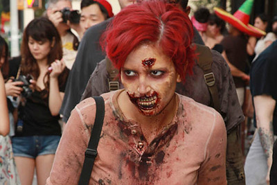 6th Annual NYC Zombie Crawl