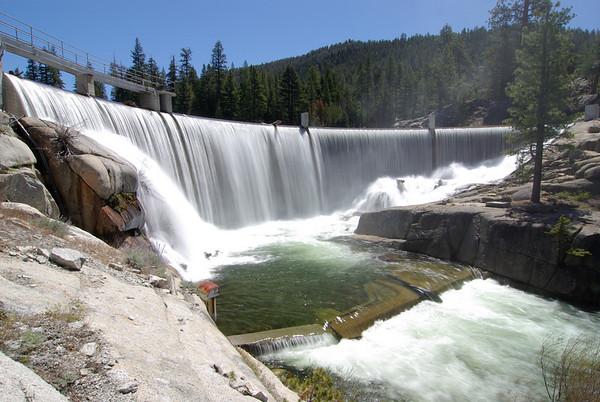 6-13-2010, Bear Dam Diversion/Mono Creek/Edison Lake
