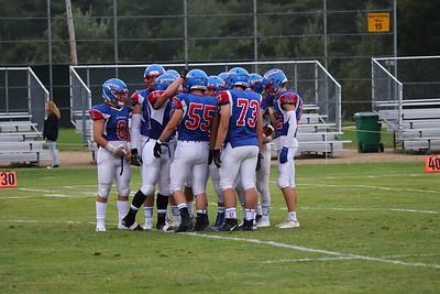 Varsity Football Photos