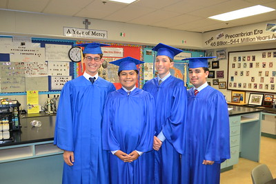 Holy Family Wishes Its Grads Success