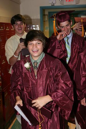 St John's 2008 Graduation!