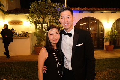 Guardian Angels Masquerade Supports Elizabeth House