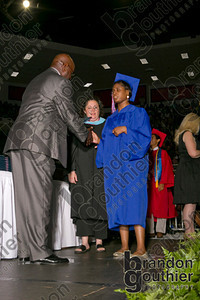 West Brook High School Graduation 6-8-2013