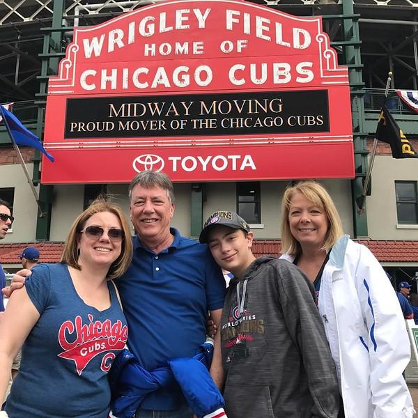 4-Cubs Game