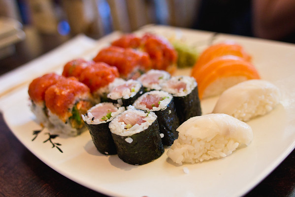 Lunch at Sakura